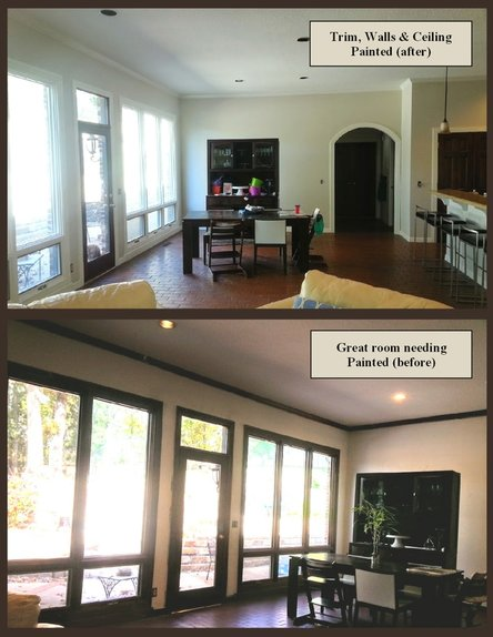 Complete Int Ext House Painting Contractor The Tulsa